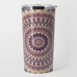 Mandala 512 Travel Mug