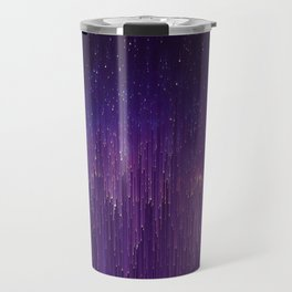 STARFIELD TIME COLLAPSE I Travel Mug