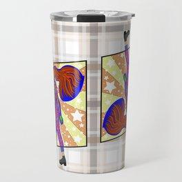 Magic Mirror Travel Mug