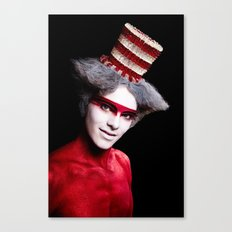 Candy Man Canvas Print