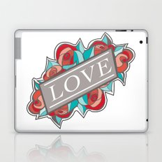 Love & Roses Laptop & iPad Skin