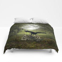 In the dark side Comforters