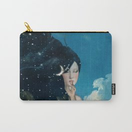 Shhh...Lady Night Is Coming Carry-All Pouch