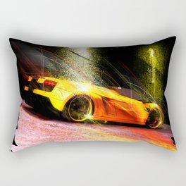 Dream Car Collection #3 Rectangular Pillow