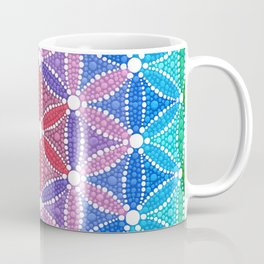 Lotus Flower of Life Coffee Mug