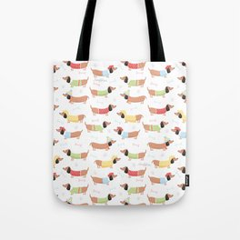 Cute Bassotti Tote Bag