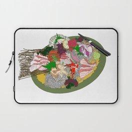 Gorgeous Sashimi Set from Mr Sasaki Laptop Sleeve