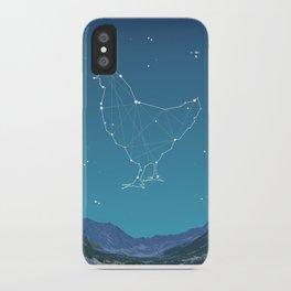 Gallus Major iPhone Case