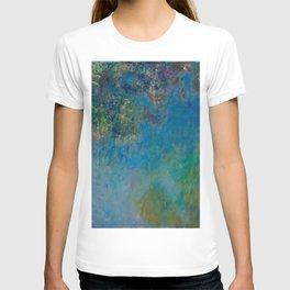 Claude Monet Wisteria T-shirt