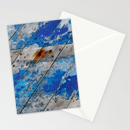 Burghead Boat 5 Stationery Cards
