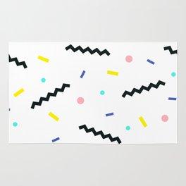 Memphis pattern 59 Rug