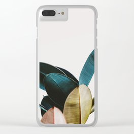 #leaf Clear iPhone Case