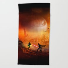 STAR . WARS Beach Towel