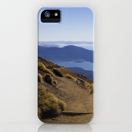 A long walk home - New Zealand iPhone Case