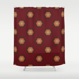 Merry Hexies Shower Curtain