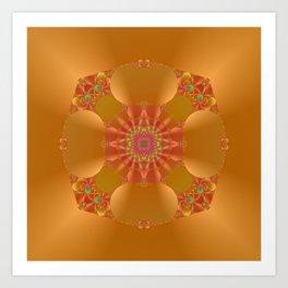 Abstract 388 Art Print