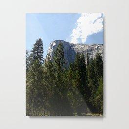 El Capitan, Yosemite National Park Metal Print