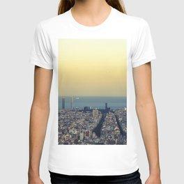 Barcelona view T-shirt