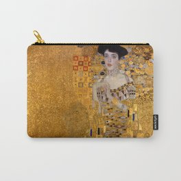 The Woman in Gold Carry-All Pouch