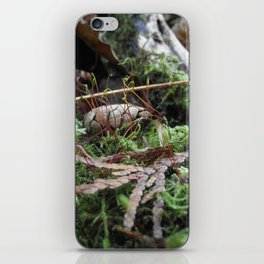 Microcosom iPhone Skin