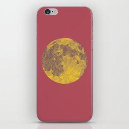 Chinese Mid-Autumn Festival Moon Cake Print iPhone Skin