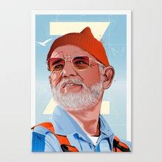 Doc Zissou 2 Canvas Print