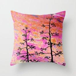 Lunn Series 4 of 4 Throw Pillow