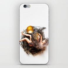 Empty Nest iPhone & iPod Skin