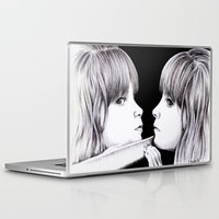 mirror Laptop & iPad Skins featuring MIRROR by Dianah B