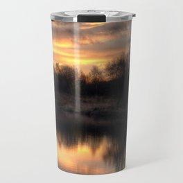 Chasewater Sunrise Travel Mug