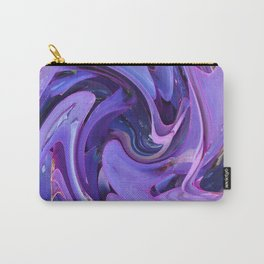 460 - Abstract Plant Design Carry-All Pouch