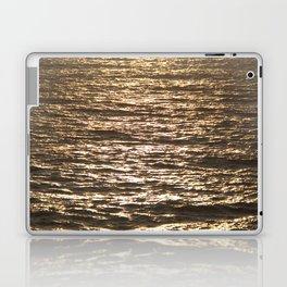 Sun ray on the sea Laptop & iPad Skin