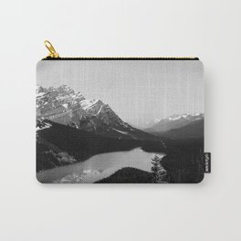 Peyto Lake Alberta Travel Carry-All Pouch