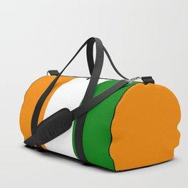 Team Color 6...green,orange Duffle Bag