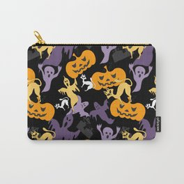 Halloween pattern Carry-All Pouch