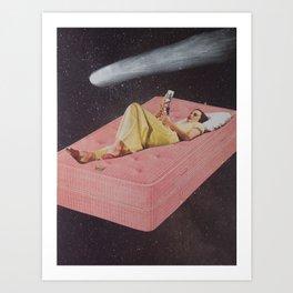 Mere phenomena Art Print