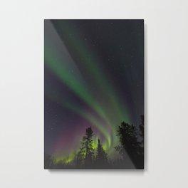 Northern Lights 3 Metal Print