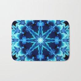 Crystal Light Mandala Bath Mat