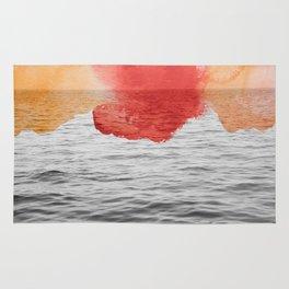 Fine art - Color me - Sea Rug