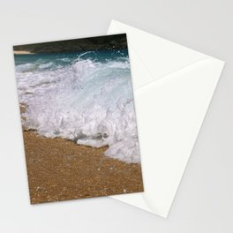 Wave Closeup Stationery Cards