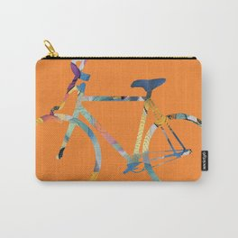 Bike 22 by Leslie Harlow Carry-All Pouch