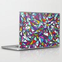 sparkle Laptop & iPad Skins featuring Sparkle by Erin Jordan