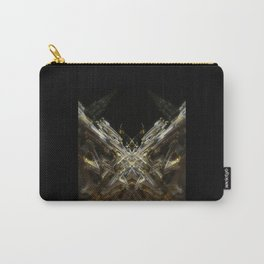 rorschach grand place brussels belgium Carry-All Pouch