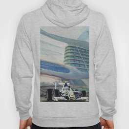 Brawn under Yas Hotel Bridge Hoody