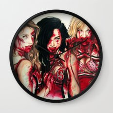 unholiest Wall Clock