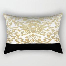 A Golden Kiss To Build A Dream On Rectangular Pillow
