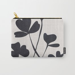 Clover Line Carry-All Pouch