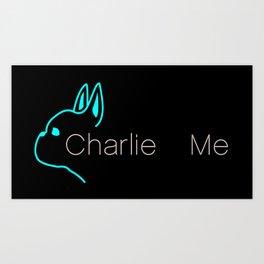 CHARLIE & ME BOUTIQUE Art Print