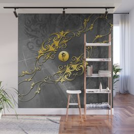 Awesome chinese dragon Wall Mural