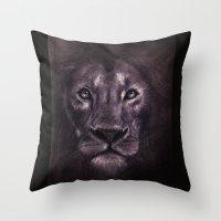 pride Throw Pillows featuring Pride  by Thalia Kei Suzuki